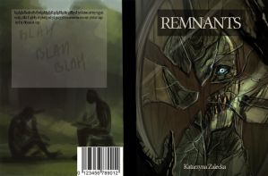 Remnants - cover mockup by Sythgara