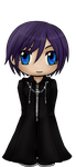 Chibi Xion by ssceles