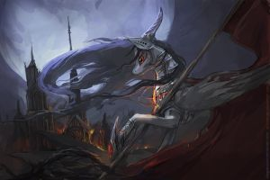 Castlevania by bloodrizer
