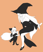 witchykage by medli