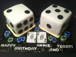 Dice Cake by Corpse-Queen
