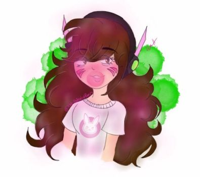 Casual D.Va by The-FederalistPapers