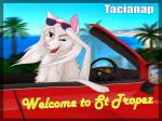 Welcome to St Tropez by tacianap