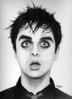 Billie Joe - O_o by BuckBuckBuckles