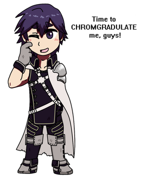 Chrom Ready To Assist! by StrifeIssue2