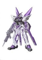 MBF-P05 Astray Purple Frame by Tecmopery