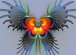 Rainbow-Butterfly by eReSaW