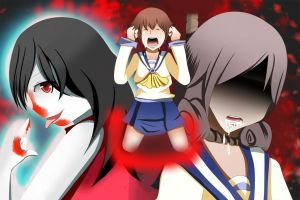 Corpse Party -Spoiler by chappy888