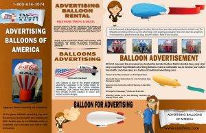 Balloon Advertisement by BalloonsAdvertising