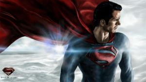 MAN OF STEEL by billycsk