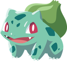 Bulbasaur Vector by Pokinee