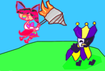 Dimentio d Great and Terrible by Princesska28