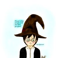 not slytherin? by ttlywinket