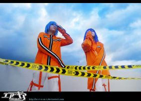 Fly to the sky_AirGear by H-I-T-O-M-I