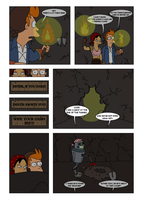 Futurama - Tales of Meatbag Island - PAGE 27 by Spider-Matt