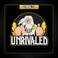 UNRIVALED Logo Design by jmkmets