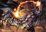 Playing With Fire by Dragolisco