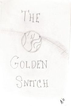 Golden Snitch by littlemermaid2787