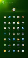 Windows Mobile 6.5 icon by gaolewen