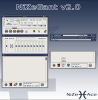 NiZeGant v2.0 by nize2ace