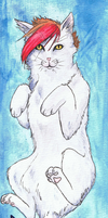 Lurinare's Bookmark by wolfgryph