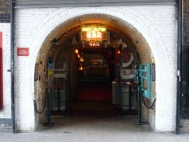 Shoreditch Bar by ggeudraco