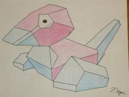 Porygon by Cody2897