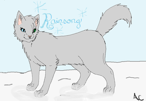 :+:Rainsong of Spiritclan:+: by Rainsong130