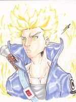 Trunks bust by Dericules