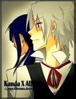 Kanda And Allen by 4Dreams