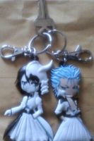 GrimmUlqui Keychain by iloveaxel8