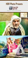 HDR Photo Presets by hazratali2020