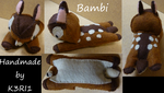 Bambi Plush by K3RI1