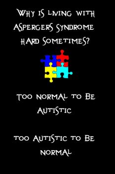 We need a cure for neurotypical syndrome now!!!!!!?