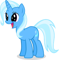 Trixie Just tasted Peanut butter Crackers by Vector-Brony