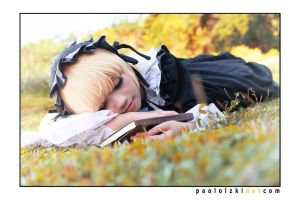 Victorique de Blois from Gosick 01 by emptyfilmroll