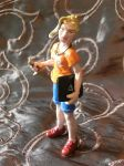 Wise Girl - Annabeth Chase sculpture by CharmingTone