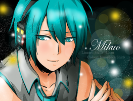 Mikuo-COLOUR by InnocenceShiro