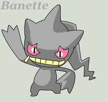 Banette by Roky320
