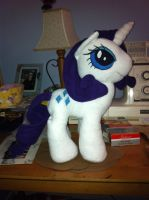Rarity by SwiftStitchCreations