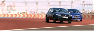 Renault Vs Volvo - Cape Ring 7 by 1R3bor