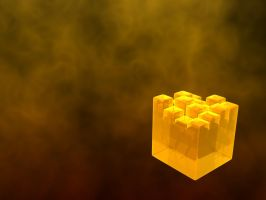 Cube by HolgerL