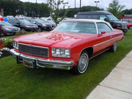 1975 Chevrolet Caprice Classic Convertible by Brooklyn47