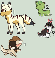 Point Adopts 1 and 2 still open by Banditkazoo