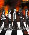 Set the AbbeyRoad on fire! by miesmud