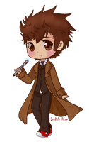 Tenth Doctor by IsidithRose