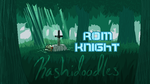 ROM Knight - Banner - Commission by Kashidoodles