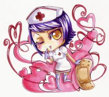 My Little Nurse by Theherois--me
