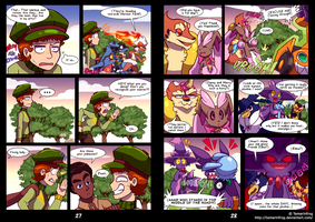 RDiVC - Pages 27-28 by TamarinFrog