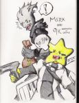 Merk and 9k by BlackSandPiper